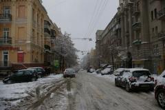 Киев. Зима.